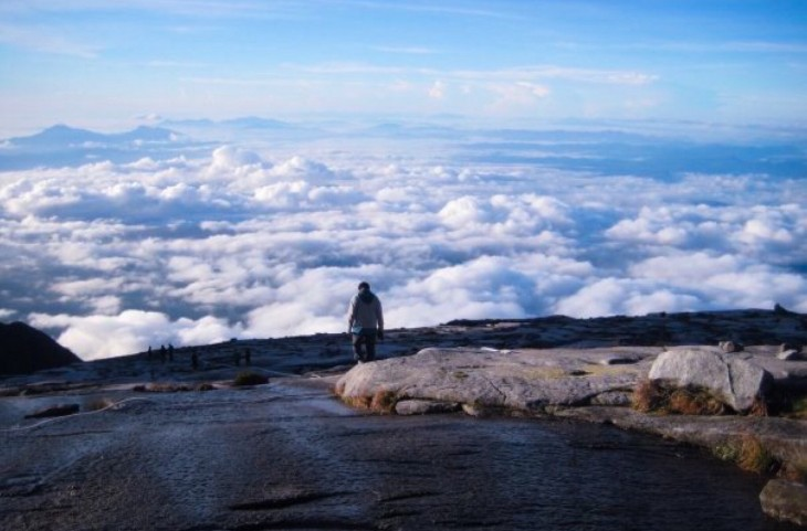 Mt Kinabalu