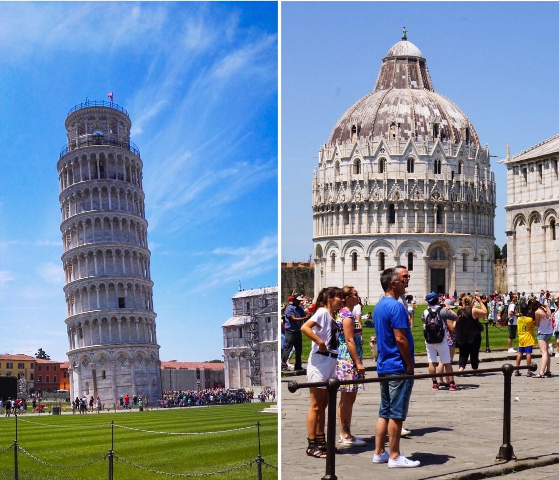 pisa, pisan kalteva torni, italia
