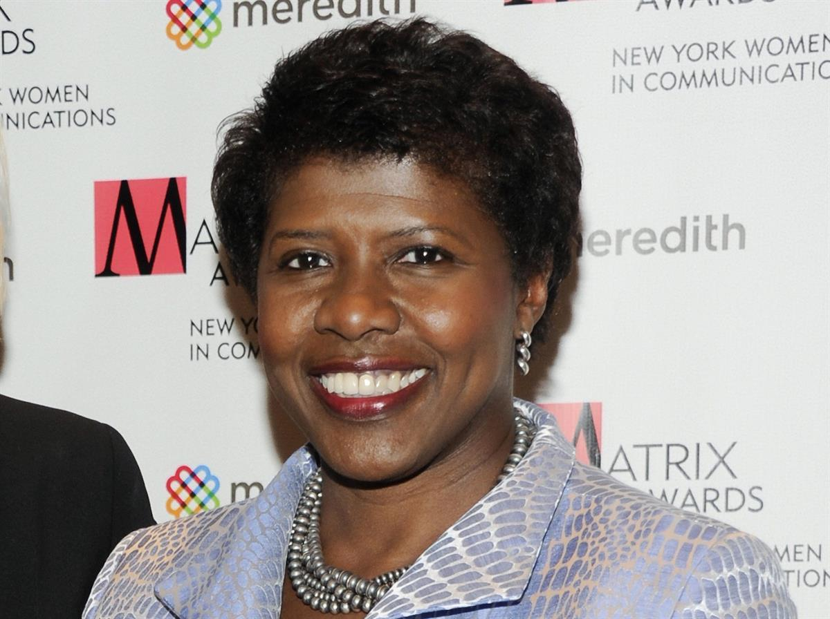 Gwen Ifill (AP Photo/Evan Agostini, File)
