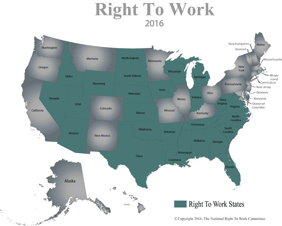 Source: The National Right to Work Committee