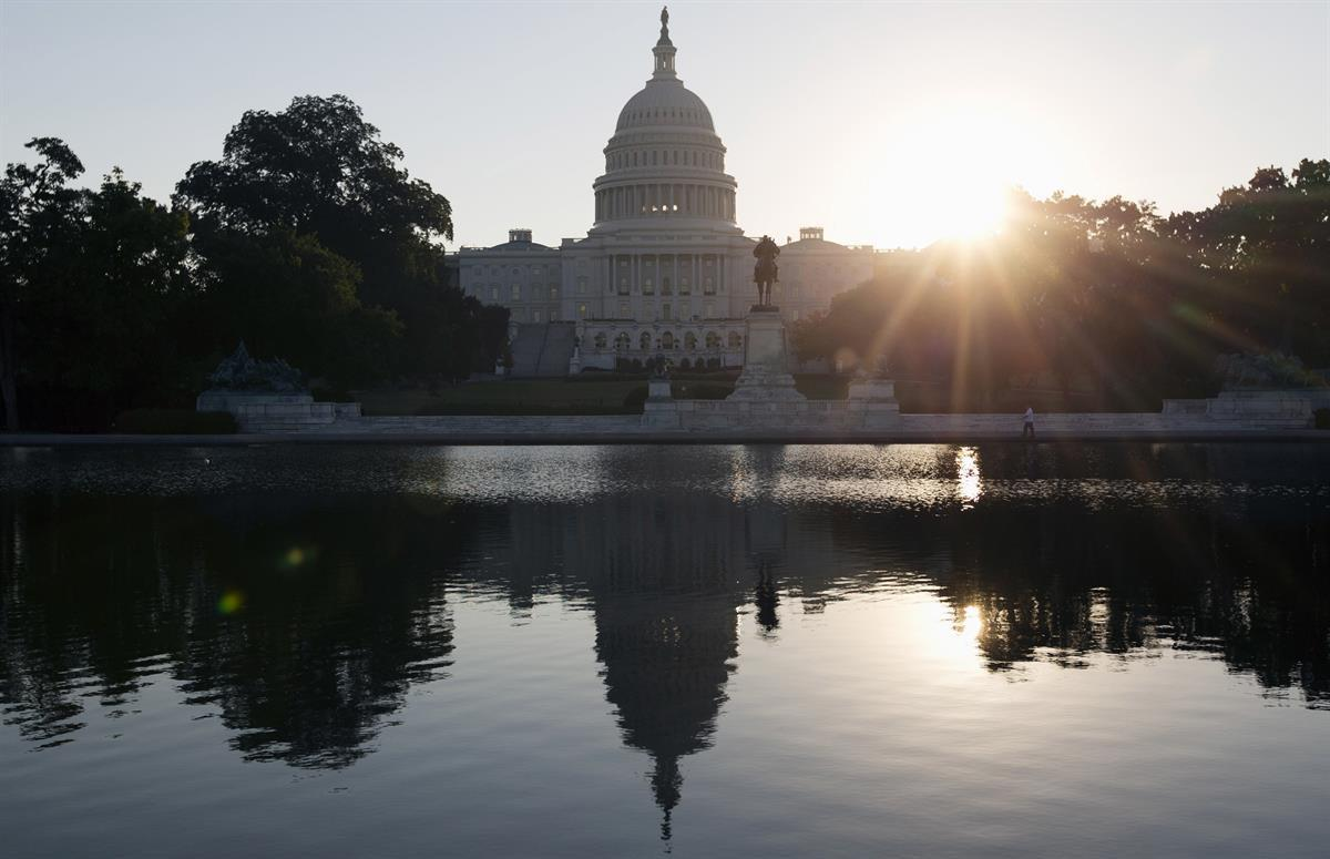 The Capitol Building (AP Photo/Carolyn Kaster)