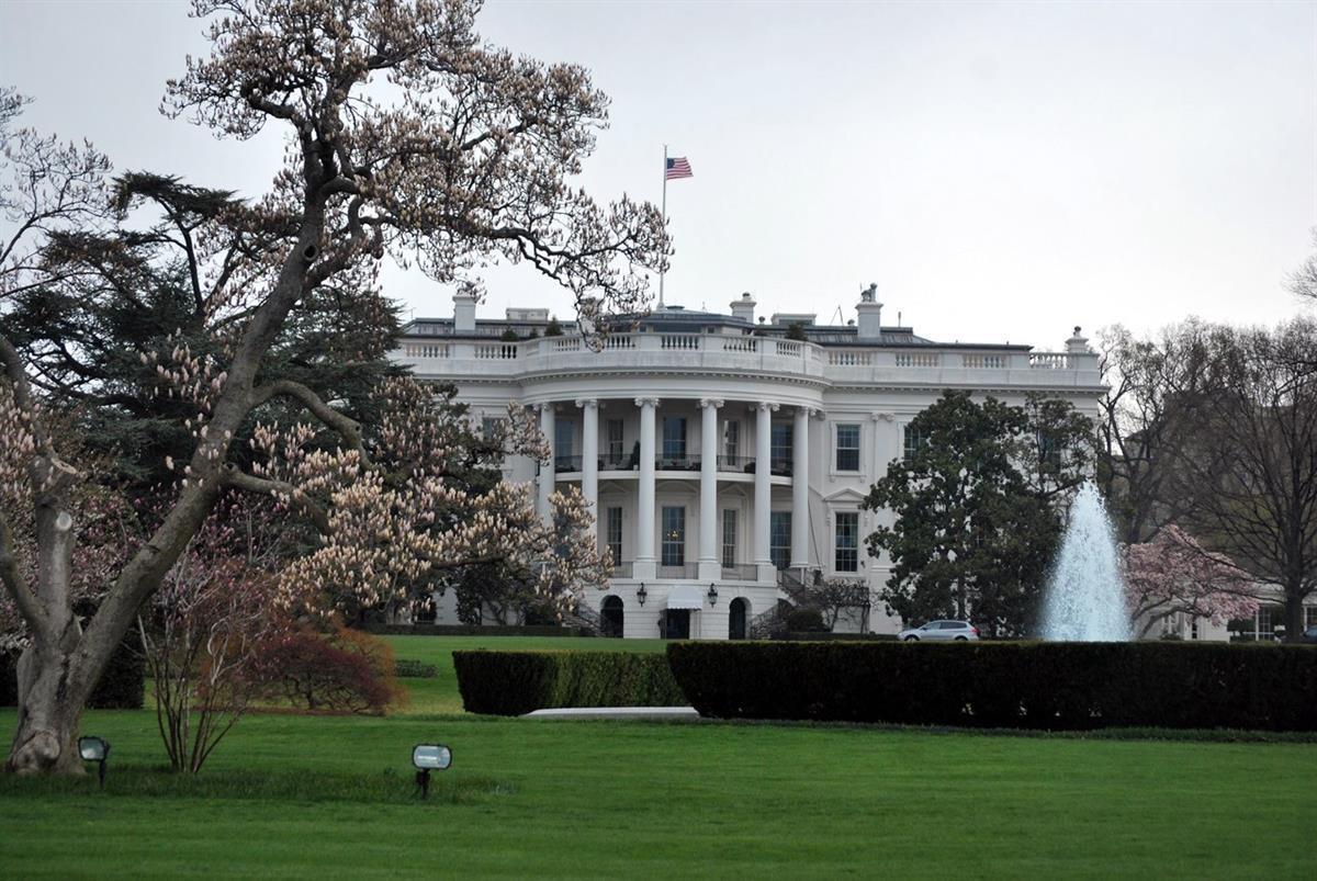 White HouseLawn