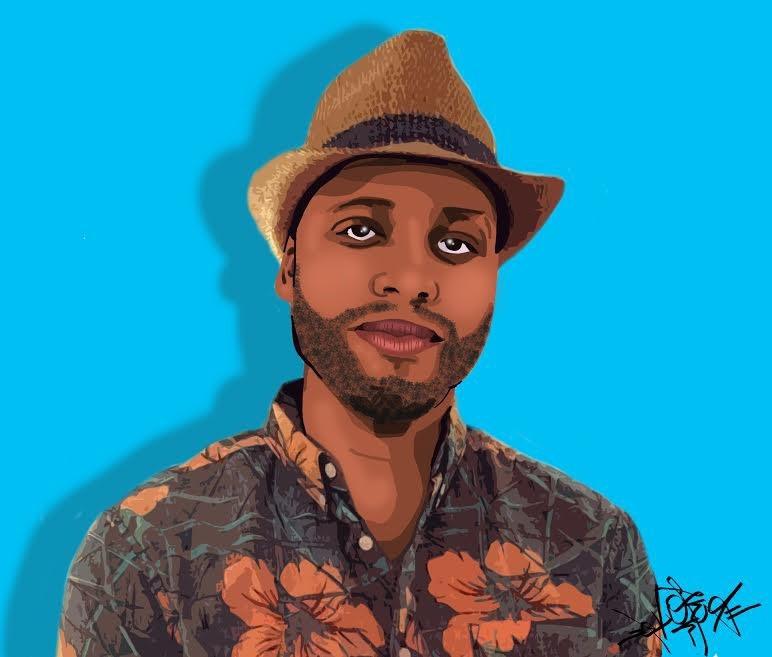 Marcus H. Johnson (Original artwork by Brett Nettles)
