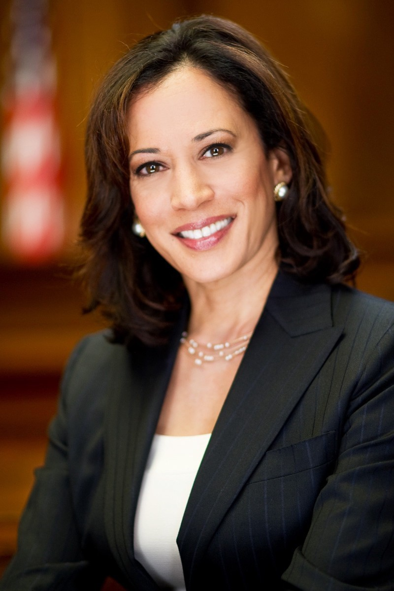 Kamala Harris, Democrat, Junior Senator from California