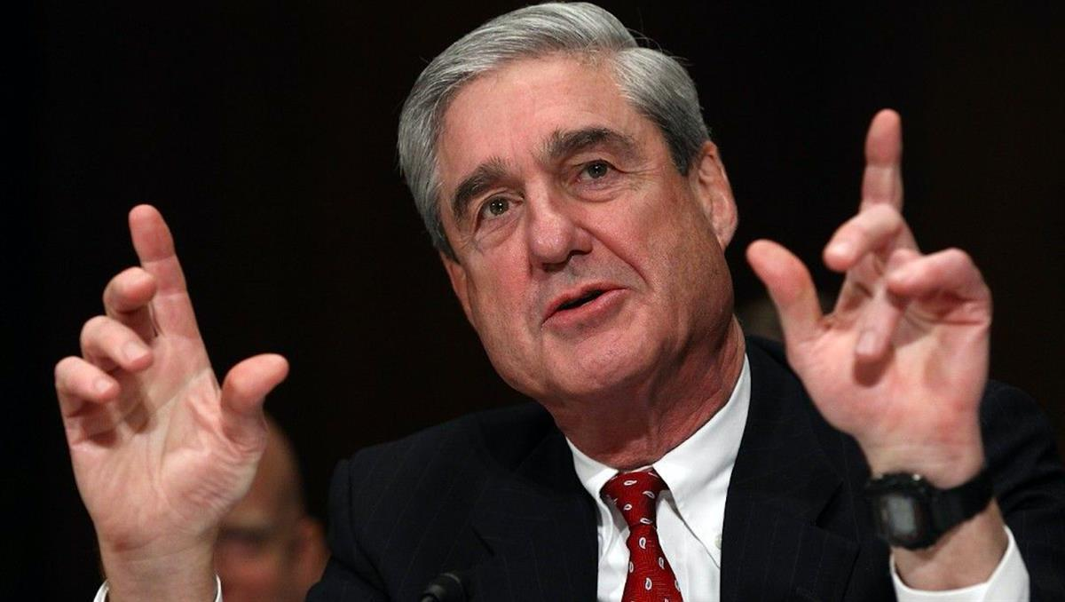 Former FBI Director and Special Counsel Robert Mueller (Getty Images)