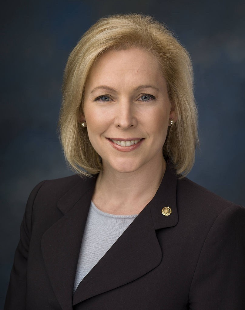 Kirsten Gillibrand, Democrat, Junior Senator from NewYork