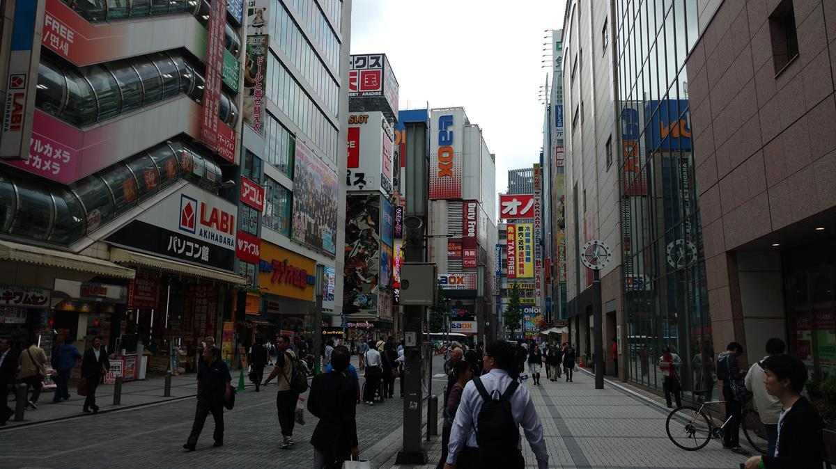 Akihabara, Tokyo (Rantt News/Greg Fish)