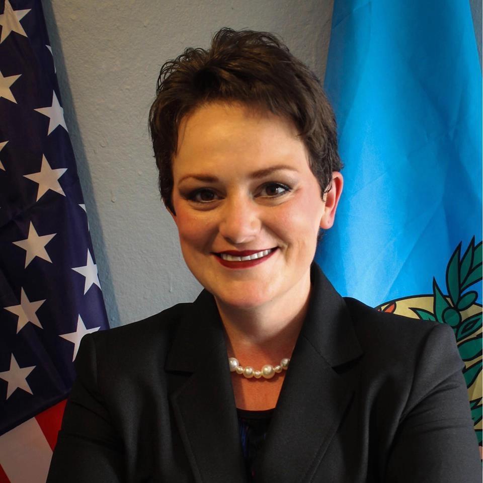 Chairwoman AmberJensen
