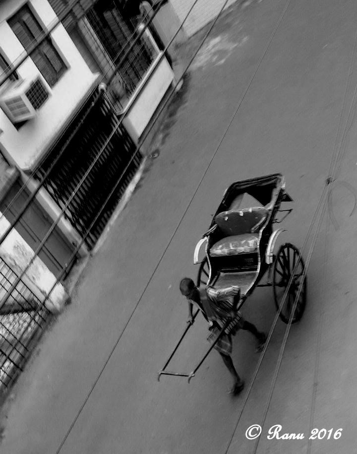 Kolkata balcony