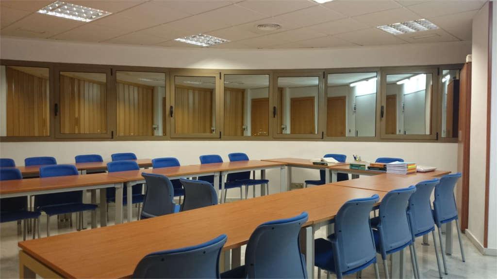Sala de juicios Rafael Alcalde Oposiciones
