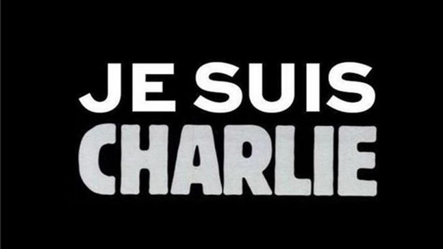 Ich bin Charlie Hebdo