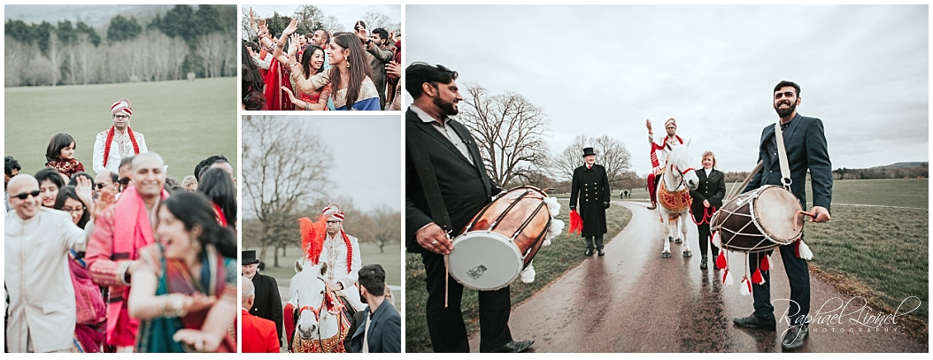 RagleyHallWedding20 - A Ragley Hall Indian Wedding | Sunny and Manisha