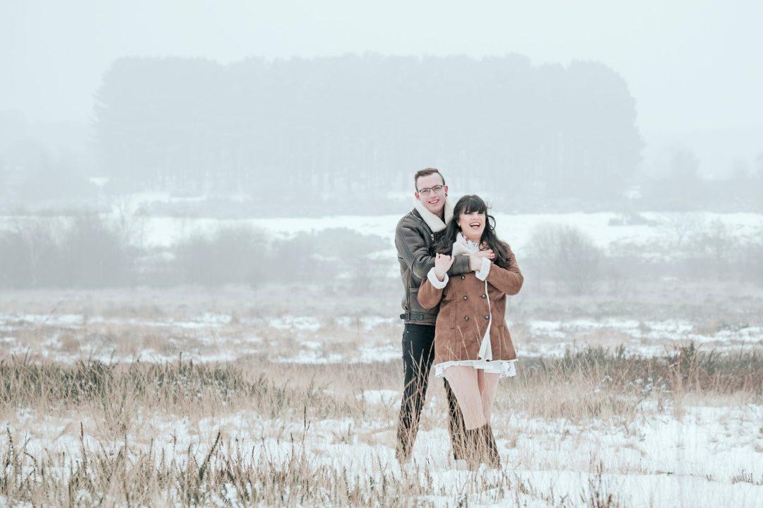 Engagement Shoot Sutton Park Amy and Aaron 009 - Pre-Wedding Shoot | Bradgate Park