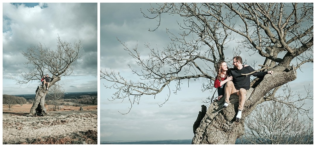 Pre wedding Shoot Charlotte and Andrew  008 - Pre-Wedding Shoot | Bradgate Park
