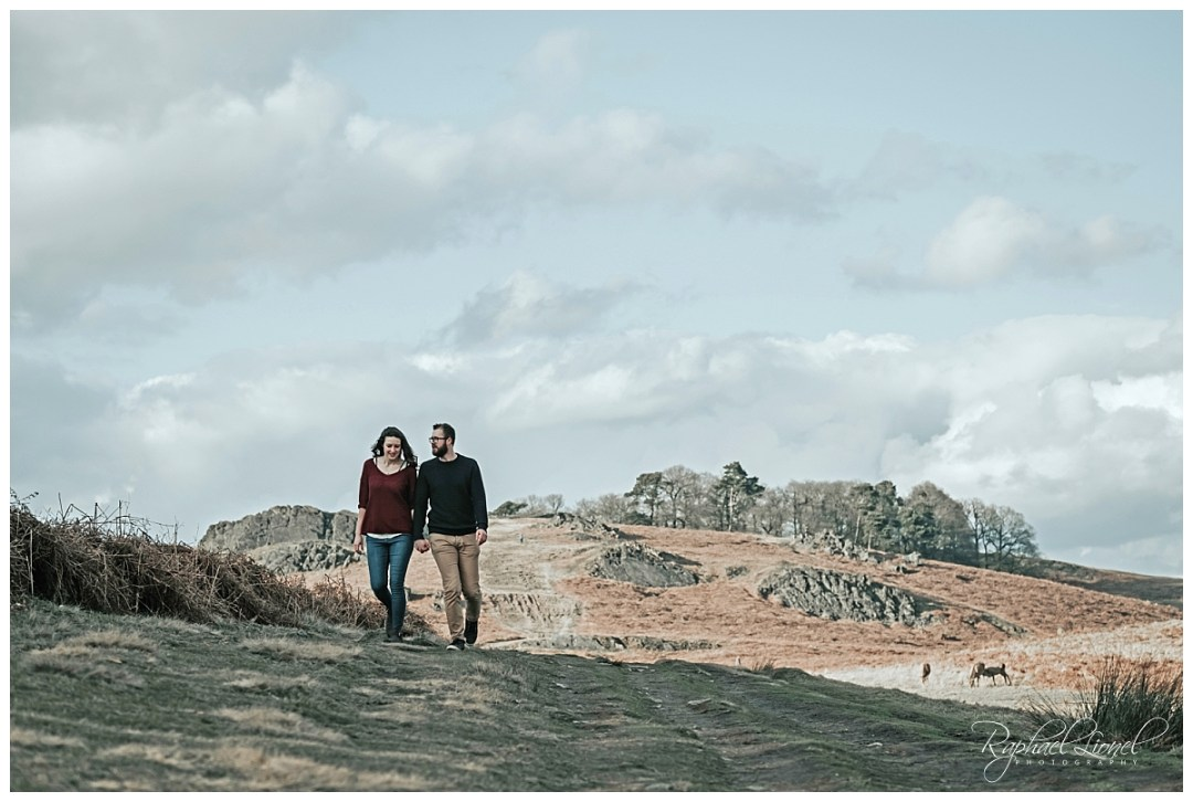 Pre wedding Shoot Charlotte and Andrew  009 - Pre-Wedding Shoot | Bradgate Park