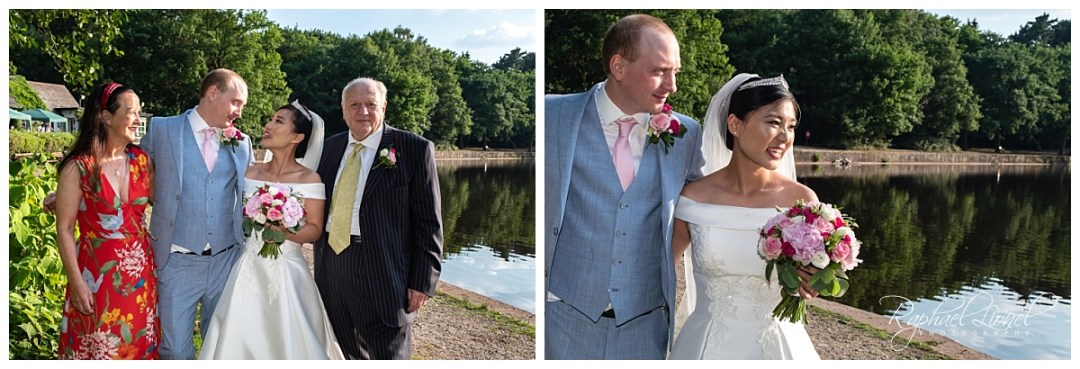 The Boathouse Sutton Park Charlie and Yanan043 - The Boathouse - Sutton Park | A Summer Evening Wedding