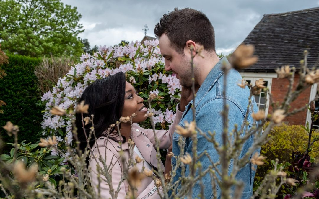 Pre-Wedding Shoot at Alrewas Hayes Estrianna and Liam