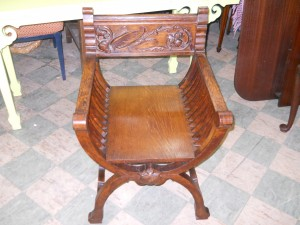 Chair, Saddel Seat (17)