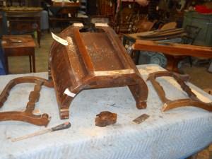Chair, Saddel Seat (3)