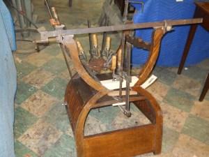 Chair, Saddel Seat (30)