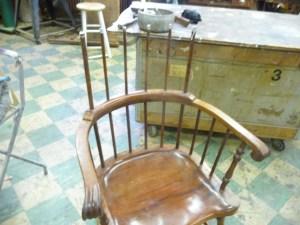 Chair Tall back Arm (11)