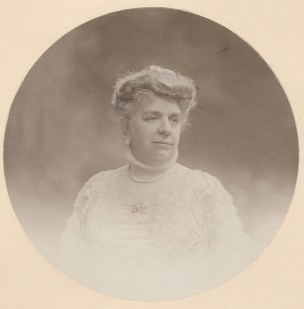 Lucie Dureteste, Mme Edmond Chancel - Collection Charles de Raphélis-Soissan