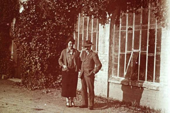 Marcelle et Henri Caire à Freycinet Collection Bernard Caire