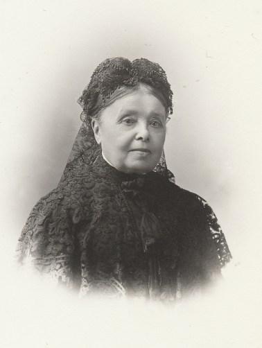Olympe Chancel (Mme Marius Chancel) - 1904 - Collection Marie-Nicole Sauton