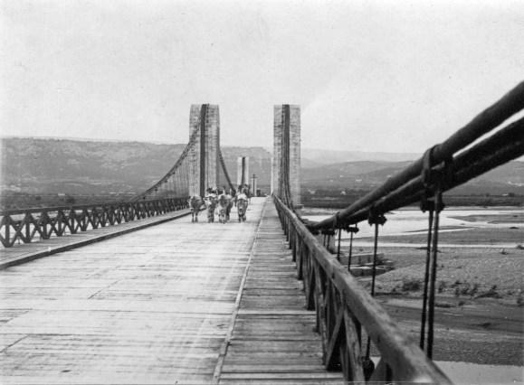 Pont sur la Durance à Mallemort
