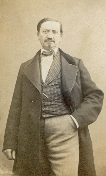 Evariste Chancel (1820-1882)