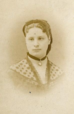 Mme Alphonse Dery (Orthographe du nom imprécise)