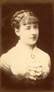 Thérèse Agard (Mme Louis Chancel) (1861-1883)