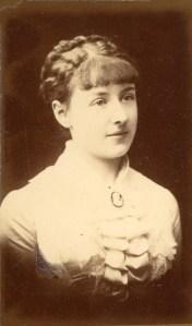 Thérèse Agard (Mme Louis Chancel) (1861-1883)