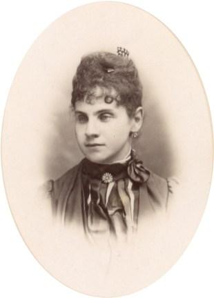 Jeanne Rouard (Mme Nouveau)
