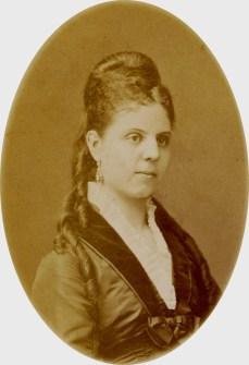 Valentine Rouard (Mme Louis André) (1856-1913)