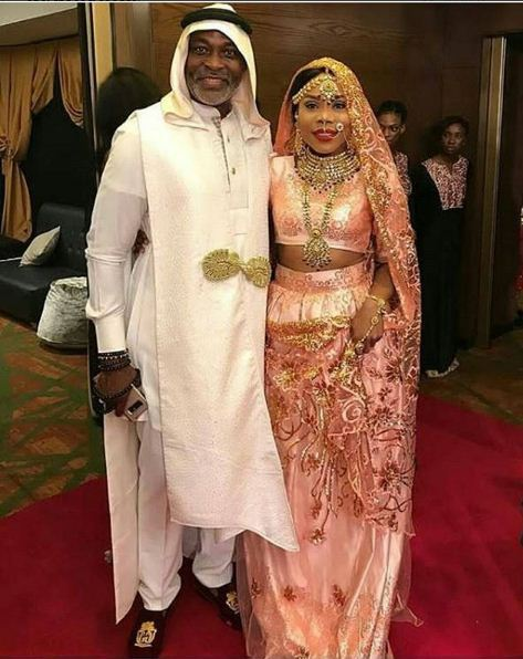 Wedding Party 2.Banky W Adesua Etomi And Other Celebrities Stepped Out In Their