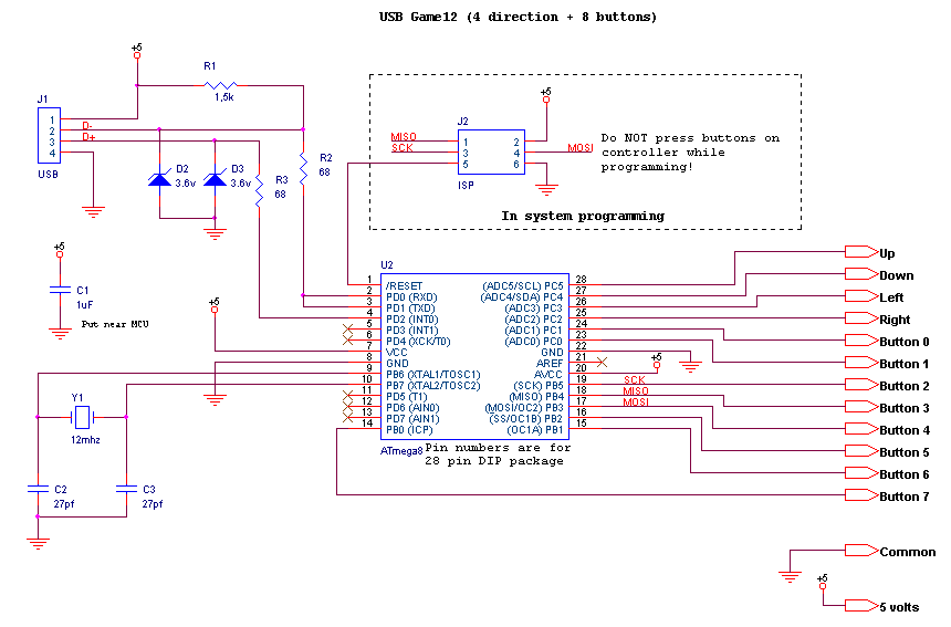 Wiring diagram of playstation 2 controller to pc usb wiring diagram the simpit one stop location for all your sim racing, USB Computer Diagram