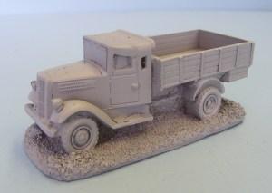 WWII Japanese Vehicles
