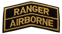 US Army Ranger Airborne