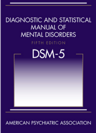 Book cover of DSM-5