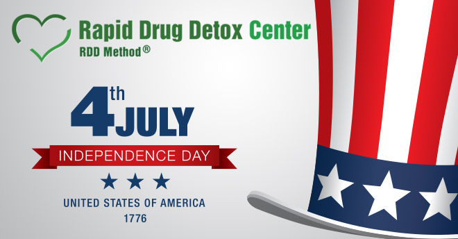 A Healthy 4th Of July From Rdd Center on embeda