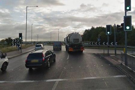 A46/A6 Roundabout