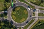 Click To Watch: Roundabout Lane Discipline
