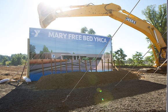 Mary Free Bed YMCA will be first of its kind in 'universal ...