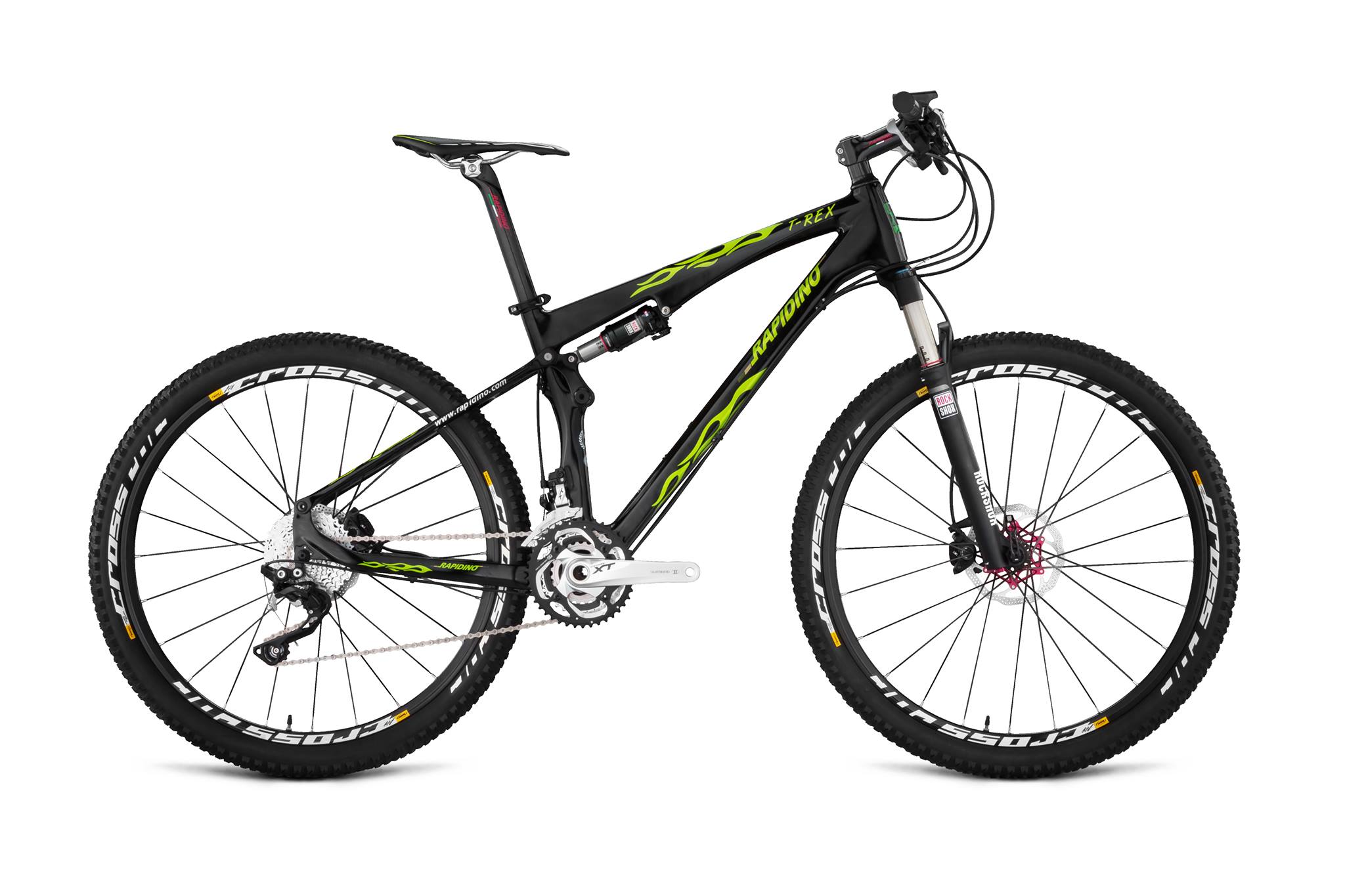 Trex Mountain Bike