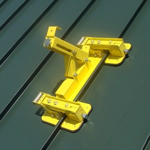 Ultimate Bracket for standing seam metal roofing