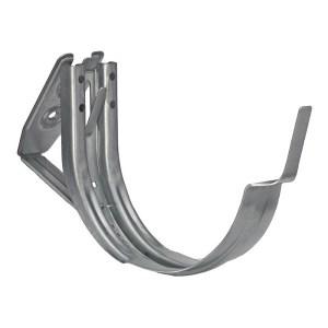 """5"""" adjustable fascia mount gutter hanger"""