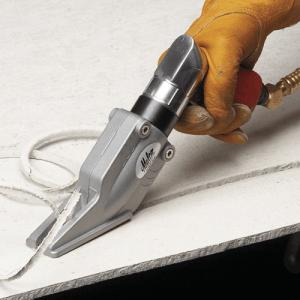Malco TurboShear TSF2A  for Cutting Fiber Cement Backer Board - Air-Powered