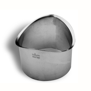 "Zambelli 3"" Zinc Mini Drop Outlets for Zinc Half Round Gutter Systems"