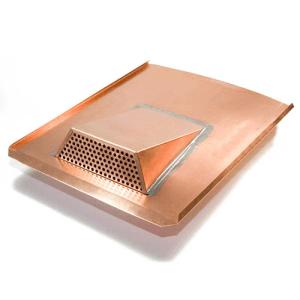 AMG Copper Roof Vent Pipe Concealer - Atlantic